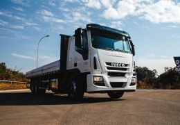 Lançamento do caminhão Iveco Tector Auto-Shift