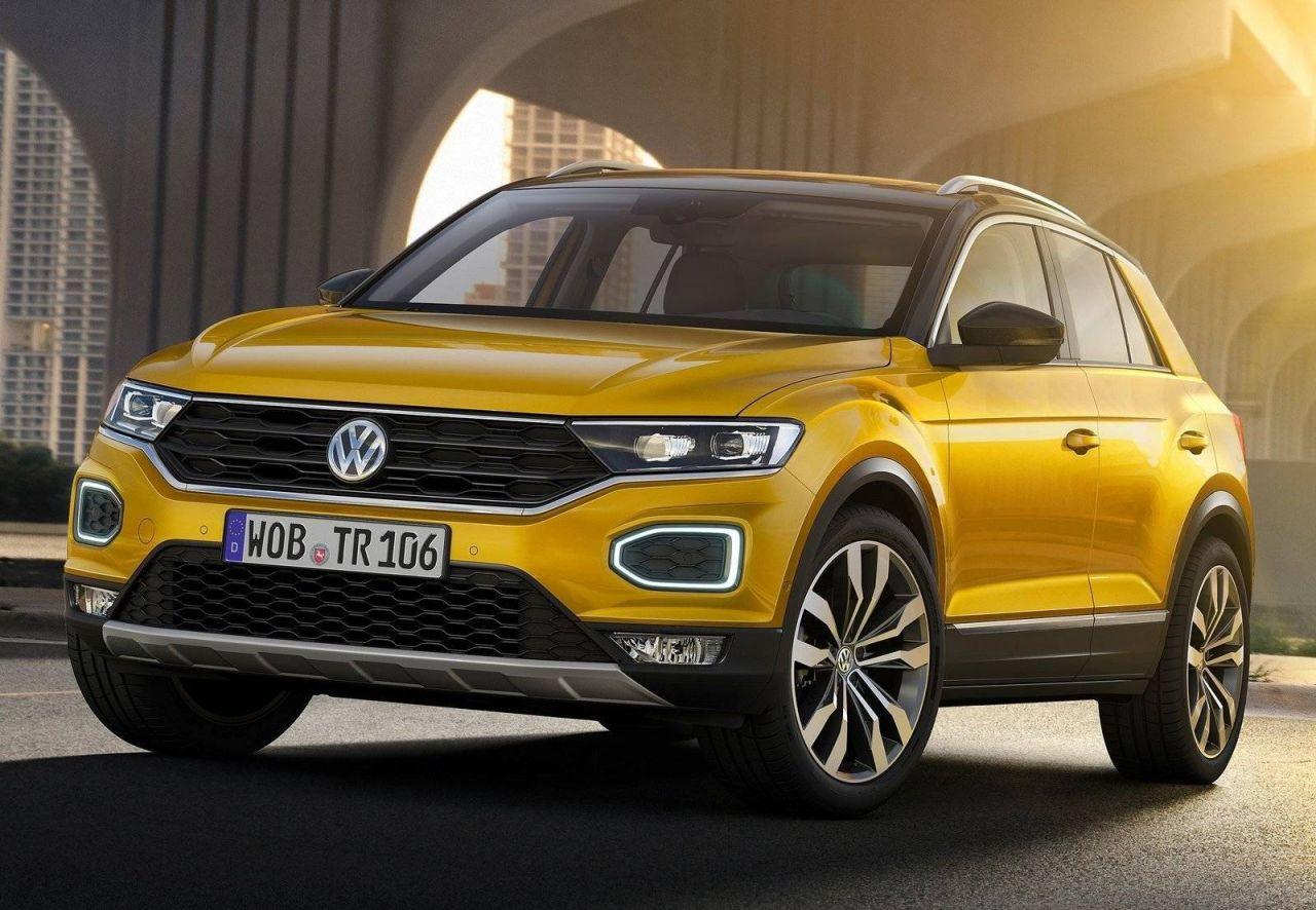 T-Roc é o nome do novo SUV da Volkswagen