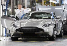 Aston Martin terá carro elétrico em 2019