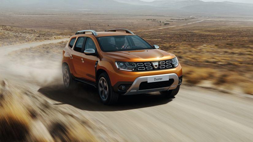 Novo Renault Duster é apresentado para o mercado europeu