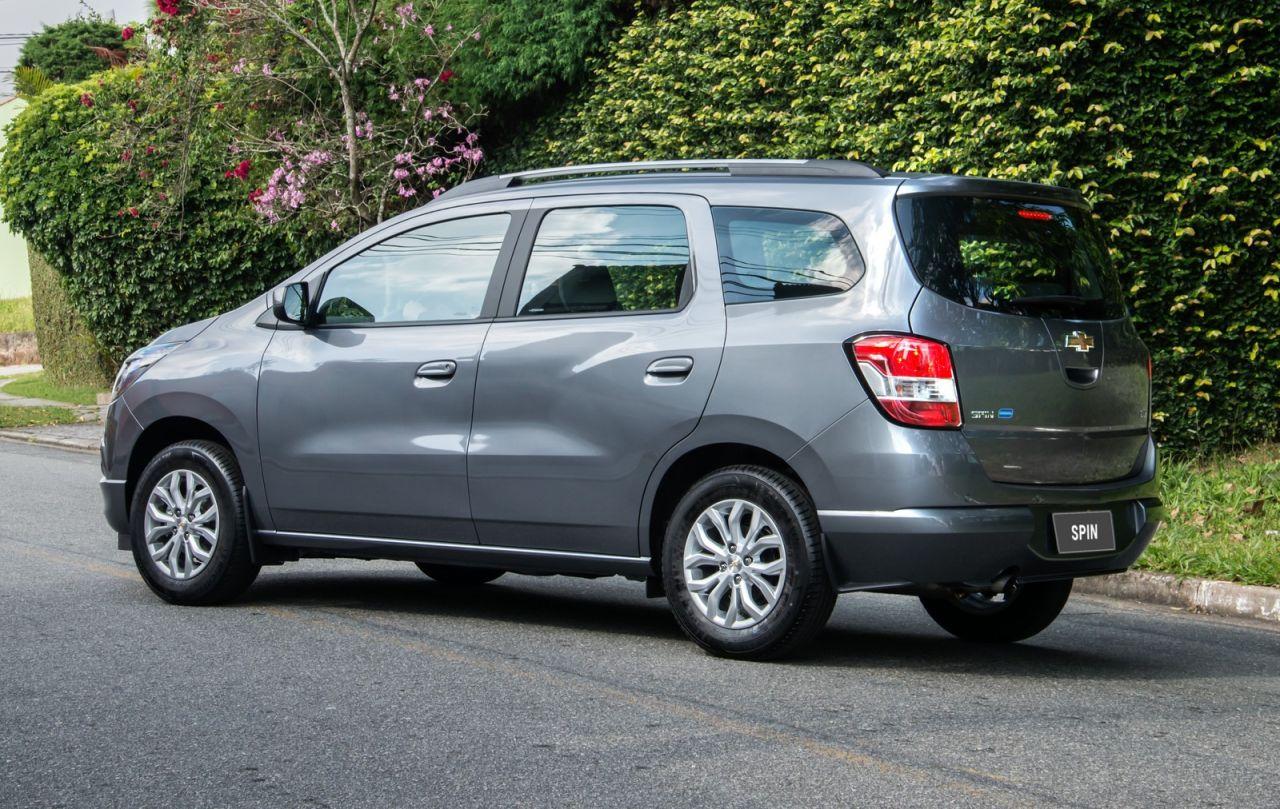 Chevrolet convoca recall para Spin