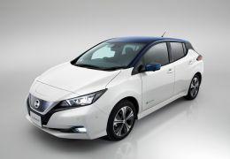 Nissan apresenta segunda geração do Leaf