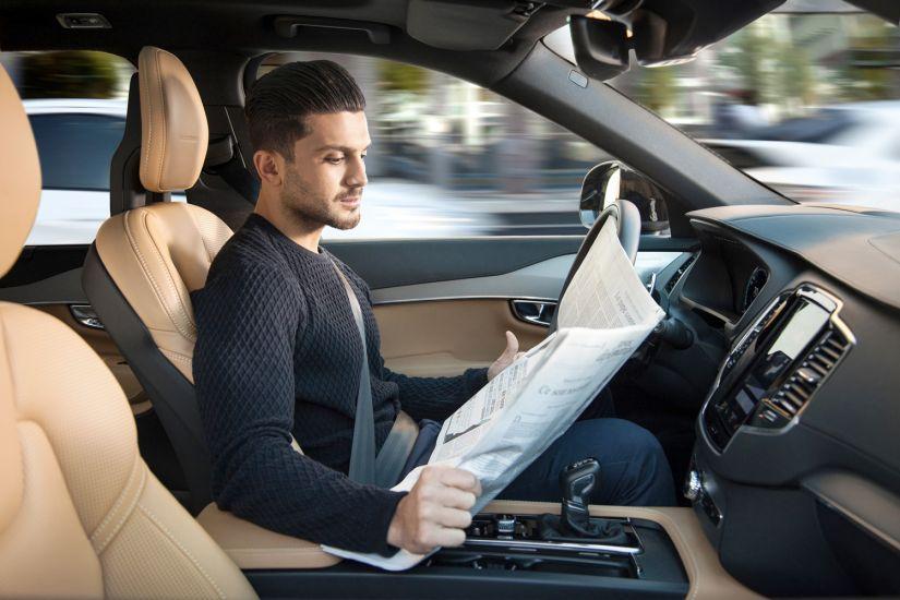 Câmara dos EUA aprova projeto dos carros autônomos