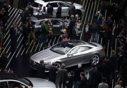 Confira alguns dos carros que serão destaque no Salão de Frankfurt