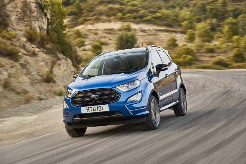 Ford apresenta oficialmente novo EcoSport em Frankfurt