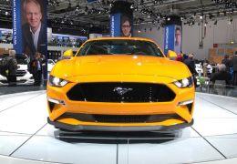 Ford confirma pré-venda do novo Mustang 5.0 V8