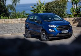 Teste do Ford EcoSport Freestyle 1.5 Automático