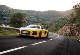 Primeiras impressões do Audi R8 Spyder V10
