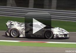 Confira imagens da Ferrari FXX Evoluzione na pista