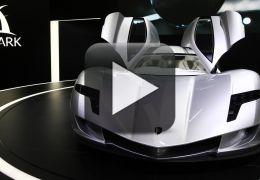 Empresa japonesa mostra carro que promete ter aceleração mais rápida do mundo