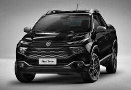 Fiat confirma chegada de Toro Blackjack 2.4 flex ao Brasil