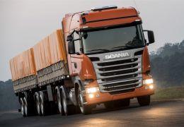 Novos Scania R450 e R510