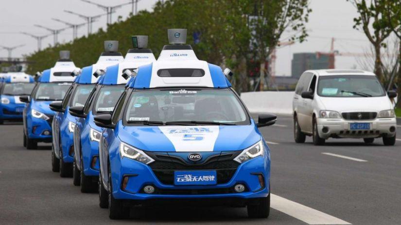 Baidu anuncia fundo bilionário para pesquisas de direção autônoma