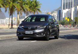 Primeiras impressões do novo Honda Fit 2018