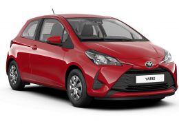 Toyota deverá anunciar novidades nos segmentos hatch e sedãs