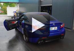 Confira o barulho insano do Lexus RC F