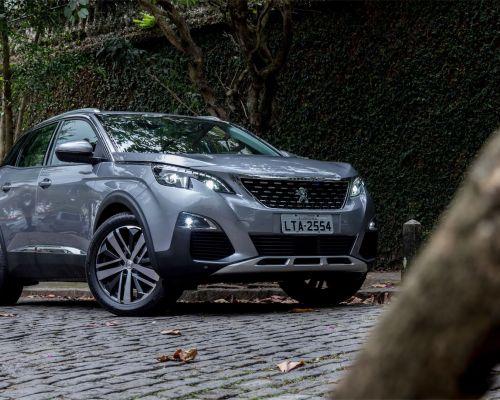 Teste do novo Peugeot 3008 Griffe