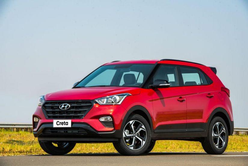 Hyundai deve começar a vender Creta Sport em novembro