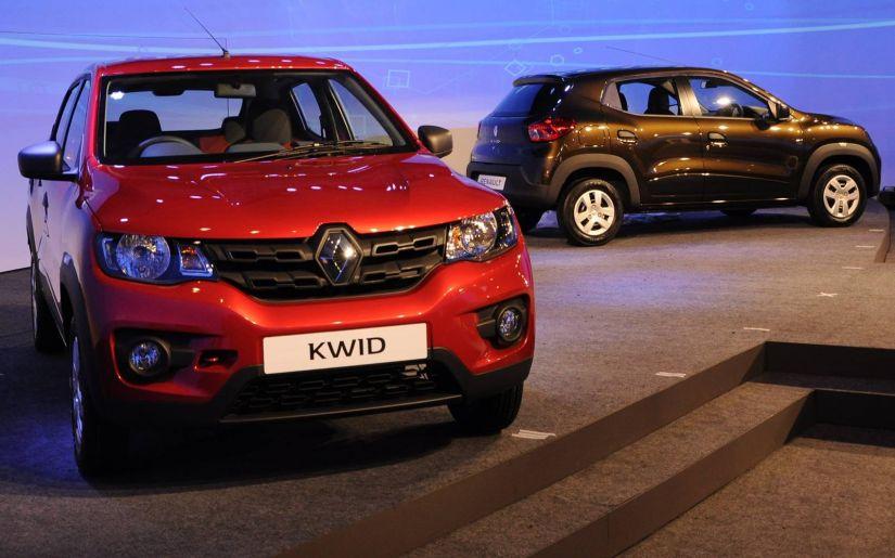 Kwid surpreende e alcança 2º lugar no ranking dos mais vendidos do mês
