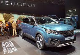 Peugeot confirma para 2018 modelo 5008