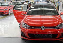 Volkswagen não vai mais produzir Golf no México