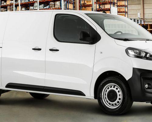 Lançamento nacional do Citroën Jumpy