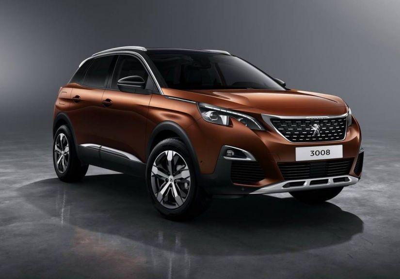 Peugeot convoca recall do novo 3008