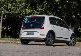 Teste do Volkswagen up! Cross TSI