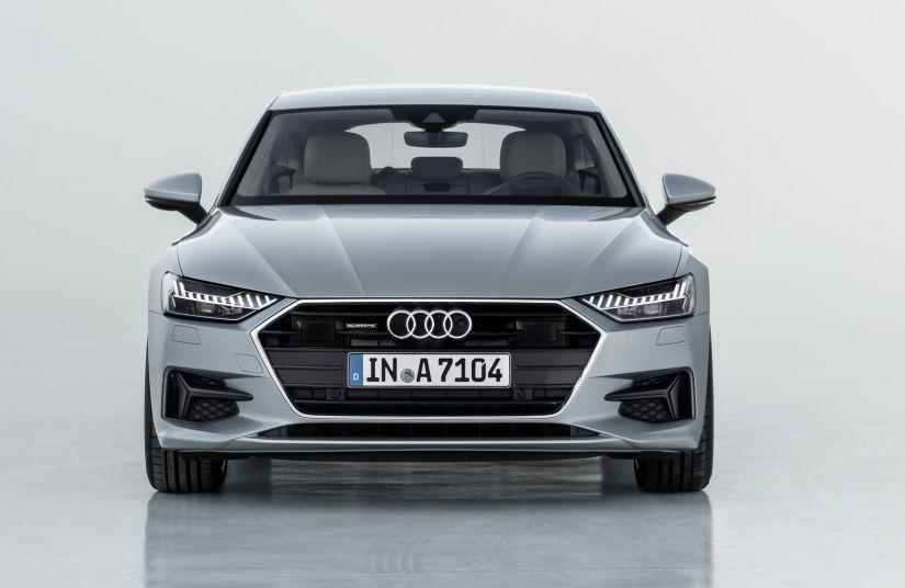 Audi confirma chegada do novo A7 no Brasil; previsão é de começo das vendas no 2º semestre de 2018