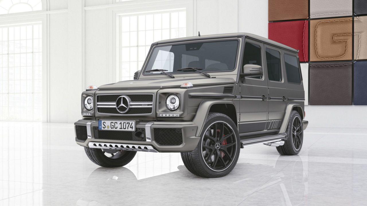 Mercedes Benz Vai Lançar Série Limitada Do G43 AMG
