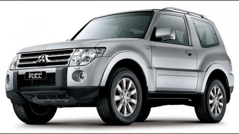 Mitsubishi anuncia novo recall atingindo modelo Pajero Full