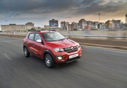 Renault vai lançar série especial do Kwid na África do Sul