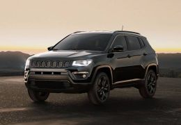 Jeep lança edição especial do Compass: Night Eagle