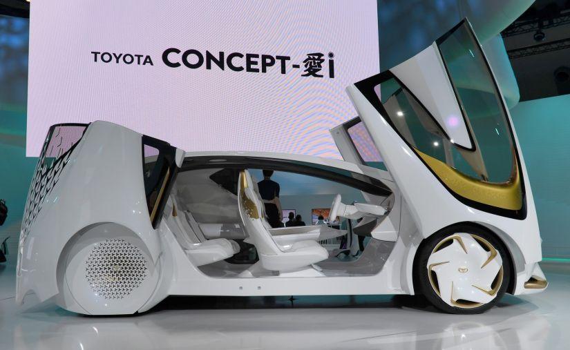 Modelo apresentado em Tóquio conversa com base nas informações das redes sociais