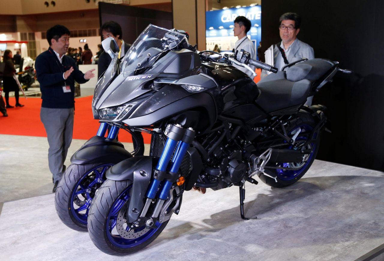 Preos de motos yamaha tabela fipe yamaha mostra moto de 3 rodas e com alta cilindrada reheart Choice Image