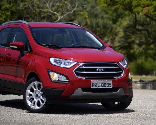 Teste do Ford EcoSport Titanium 2.0