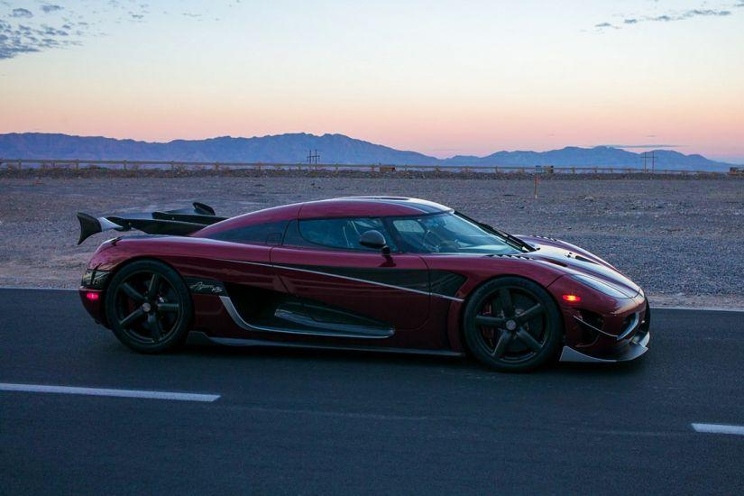 Agera RS pode ser o novo carro mais rápido do mundo