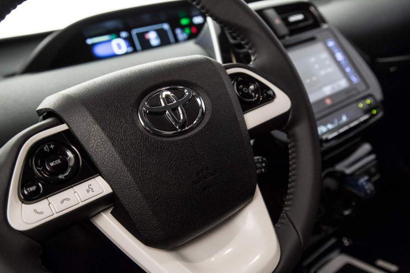 Toyota já está testando Prius com motor hibrido flex