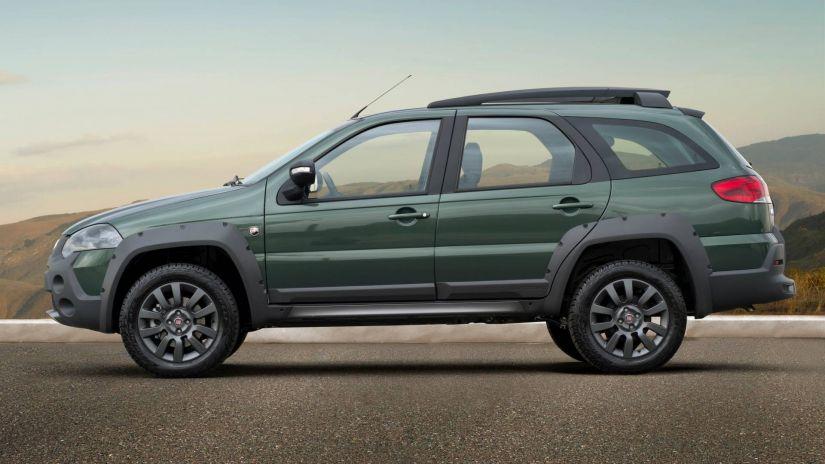 Fiat Weekend 2018 será vendido no Brasil por R$ 60.390,00 sem ar-condicionado