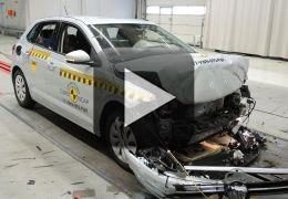 Volvo XC60 consegue nota quase perfeita em teste de colisão na Europa