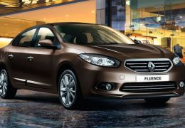 Renault decreta fim de produção para Fluence