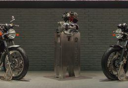 Royal Enfield apresenta motos clássicas com novo motor de 2 cilindros
