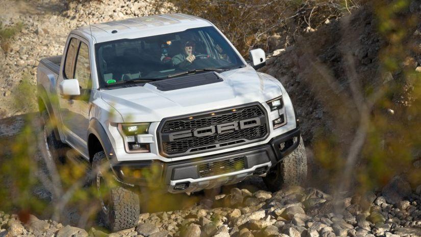 Ford cria sistema de condução autônoma para off-road
