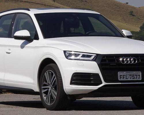 Teste do Audi Q5 Ambition