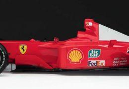 Ferrari de Schumacher é vendida em Nova York