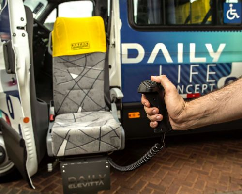Iveco apresenta o conceito o Daily Life na Iveco Bus Experience