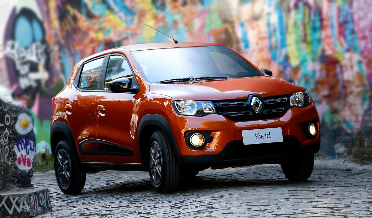 Renault Kwid tem primeiro recall: confira