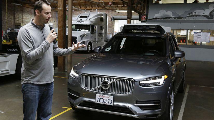 Uber deve comprar milhares de carros autônomos da Volvo