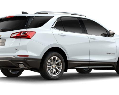 Equinox apresenta versão menos equipada custando R$ 134.900