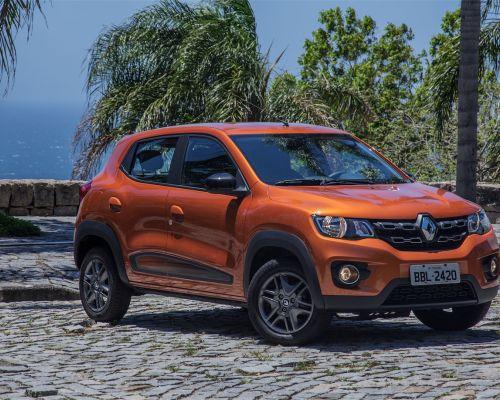 Teste do Renault Kwid Intense